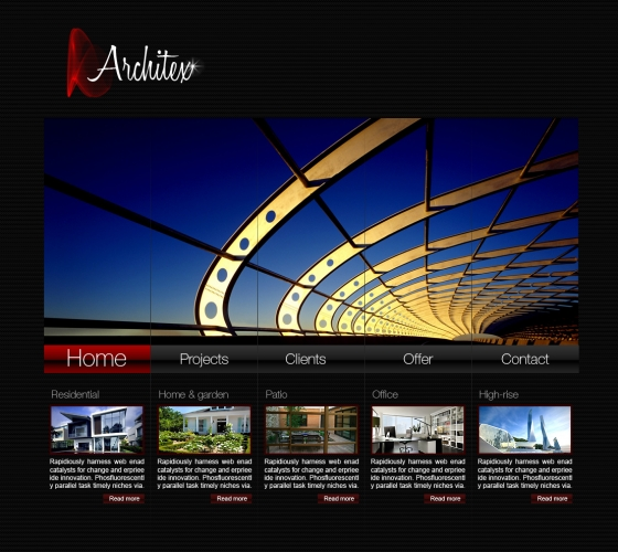 Architex - development